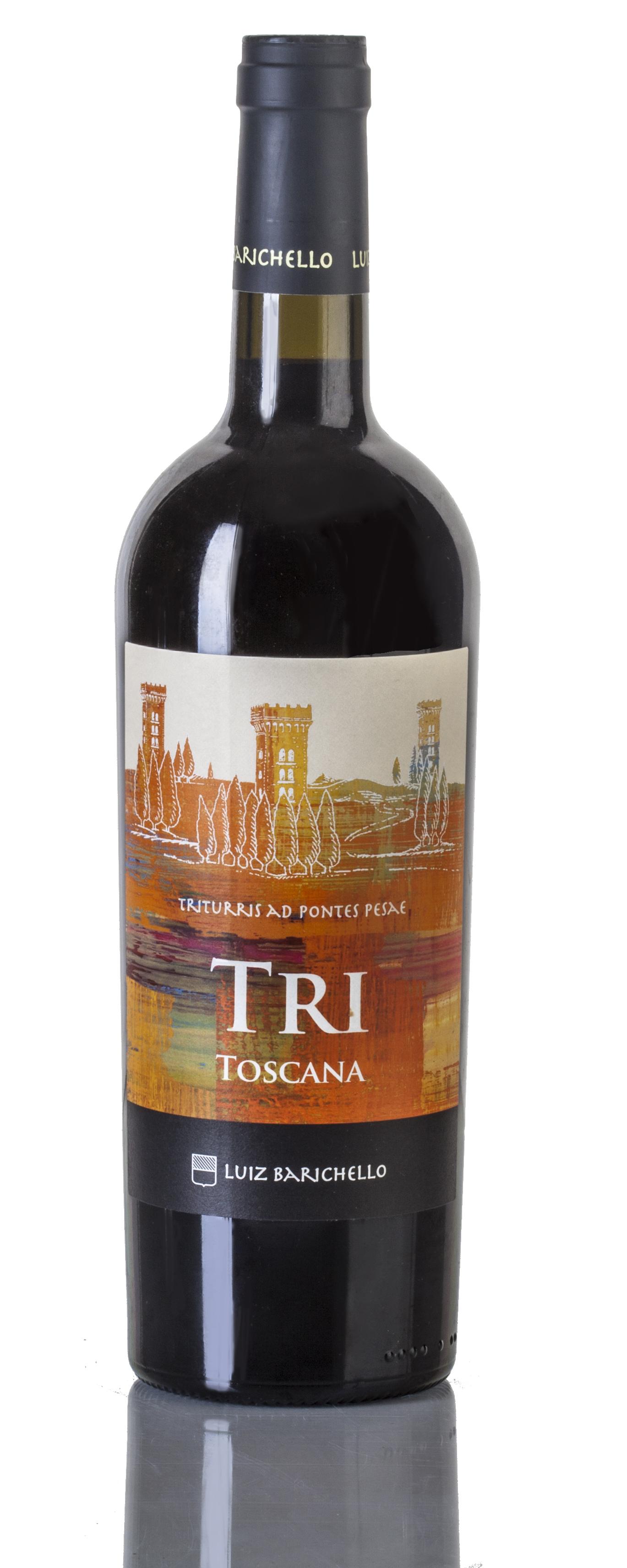 Tri IGT Toscana Rosso